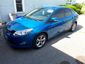 2012 Ford Focus Se Sedan PARTS CAR