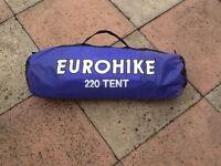Eurohike 2 man tent