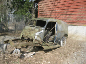 1940 Ford Sedan Delivery project and more