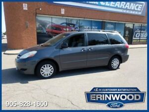 2008 Toyota Sienna CE/ LE / 8 PASS / PWR GRP / PWR SLIDING DOOR