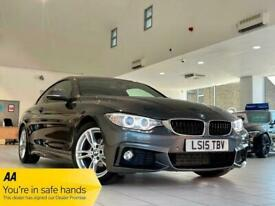 image for 2015 BMW 4 Series 420i M SPORT Auto COUPE Petrol Automatic