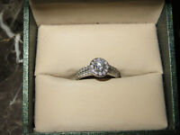 Your search has ended!!  Diamond Engagement Ring!