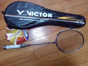 Brand New, never Used Meteor X3000 Badminton Racquet