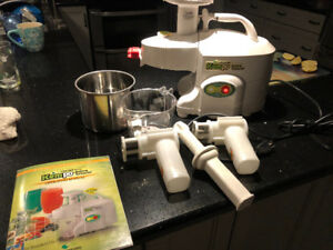 kempo green power juice extractor