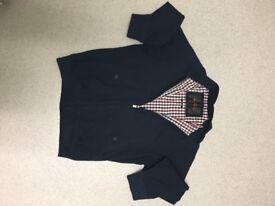 Ben Sherman navy jacket
