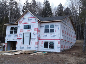 38 Cove Road East Uniacke New construction 3 bedroom, garage