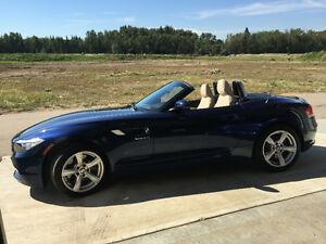 2011 BMW Z4 sDrive30i (E89) Convertible