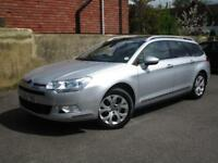 2008 Citroen C5 2.0HDi Exclusive Diesel AUTOMATIC estate in silver