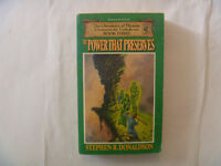 Stephen R. Donaldson Paperbacks - several to choose from
