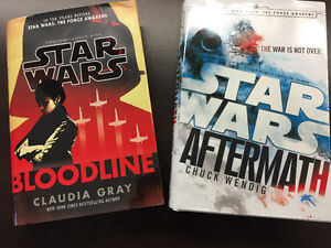 Star Wars Books !!!!