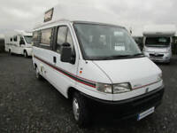 Swift Mondial LPG two berth campervan for sale