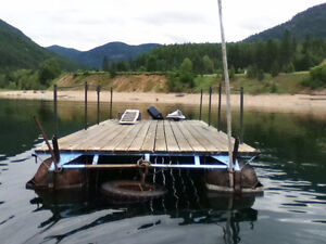23' X 8.5' Pontoon Barge for Sale in Renata