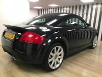 Audi TT Coupe 3.2 V6 quattro Black 4x4 WARRANTY 12 MONTHS MOT SERVICE HISTORY