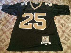 2 NFL Players of the Century Limited Edition 2004 Jerseys