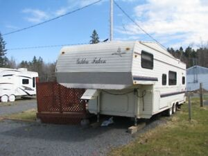 Will remove unwanted trailers for salvage