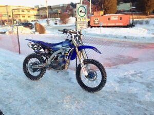 2013 Yamaha YZ450f *with ownership*