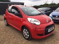 CITROEN C1 VT 1.0 2011 3DR IDEAL FIRST CAR CHEAP INSURANCE AND ONLY £20 ROAD TAX