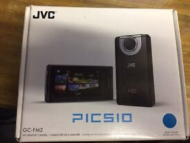 JVC HD Picsio camcorder
