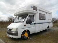 AUTOTRAIL CHEYENNE 630 SE 2.8L AIR SUSPENSION 4 BERTH MOTORHOME FOR SALE