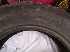 225/60 R16 98T Winter Tires (set of 4)