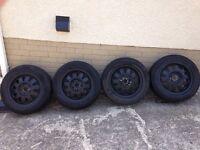 """15"""" VW Alloy wheels VW Golf VW Passat 5x112 PCD"""