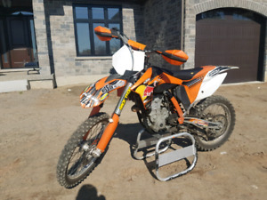 2012 KTM 450 SXF For Sale or Trade