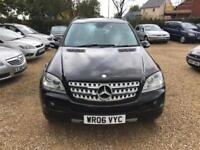 Mercedes-Benz ML280 3.0TD CDI Auto Sport