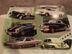 New 2000 SNAPSHOTS Millenium Edition 12 Month SNAP-ON Car CALEND Sarnia Sarnia Area image 4