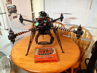 Freefly Cinestar X8 Heavy Lift drone with heaps of extras