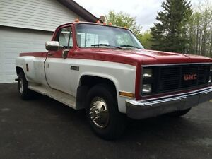 1986 GMC 3500 Dually