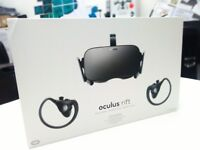 USED: Oculus Rift CV1 + Touch Controllers - GREAT CONDITION - Studio Kit