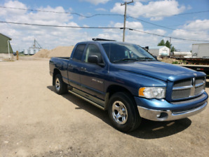 2002 dodge ram low km