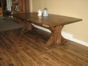 Rustic Furniture by Rockwood Designs