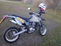2004 Ccm 644 Dual Sport Enduro 4 k miles