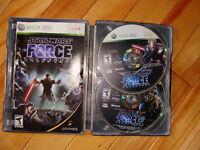 Ultimate Sith Edition Star Wars The Force Unleashed Xbox 360 Gam
