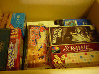 many Board games for sale