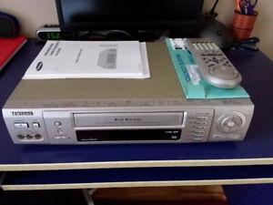 Samsung SV-500W worldwide multisystem VHS VCR
