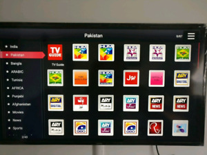 BOL IPTV 4K - Lots of International and Canadian Channels