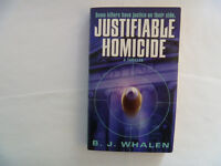 Justifiable Homicide by B. WHALEN