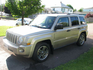 2009 Jeep Patriot SUV, Crossover-Sport North