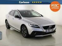 2017 Volvo V40 T3 [152] Cross Country 5dr Geartronic HATCHBACK Petrol Automatic
