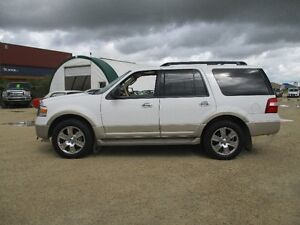 2009 Ford Expedition Eddie Bauer Lthr Roof TV 3rd Row 4x4