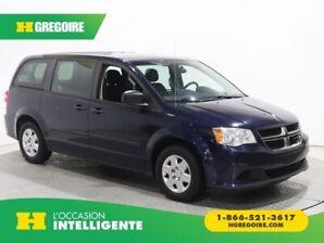 2012 Dodge GR Caravan SE AUTO A/C GR ELECT