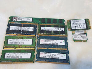Laptop Ram/Memory-Msata SSD-Wifi/Bluetooth