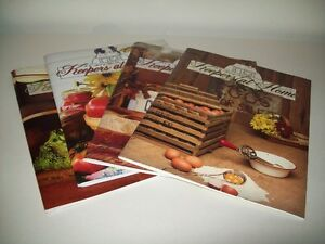 SET OF 4 ( FULL YEAR) AMISH MAGAZINES KEEPERS AT HOME