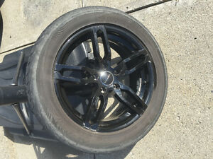 17 inch Tires and rims for sale Prince George British Columbia image 3