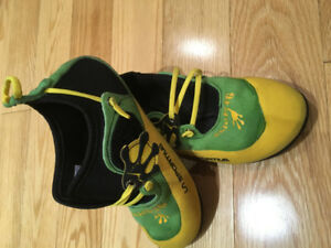 Kid's climbing shoes (34-35/2-3) La Sportiva.