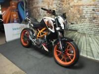 KTM DUKE 390 LOW MILEAGE