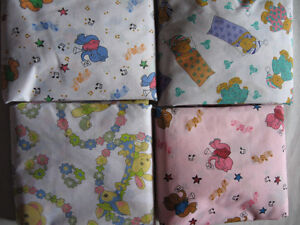 Toddler Bed / Crib Sheets