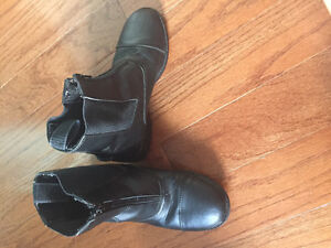 Size 2 girl Horse pony riding boots